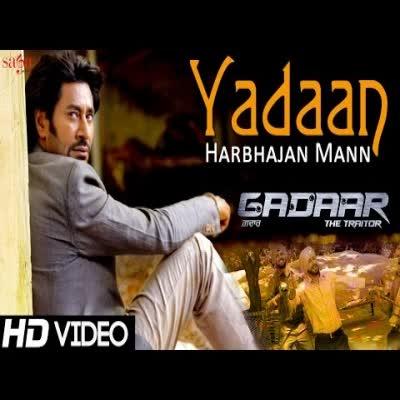 Yadaan Harbhajan Maan Mp3 Song