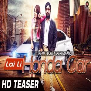 Lai Li Honda Car Harry Rodh Mp3 Song