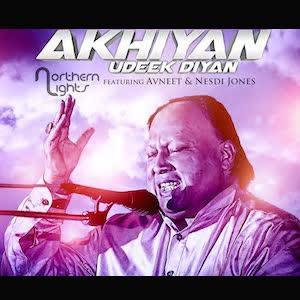 Rahat Fateh Ali Khan LYRICS - Akhiyan Udeek Diyan Lyrics