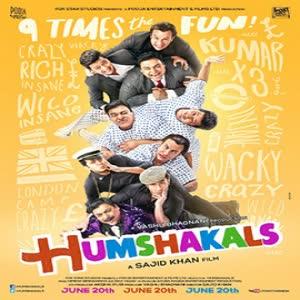Caller Tune Humshakals Mp3 Song