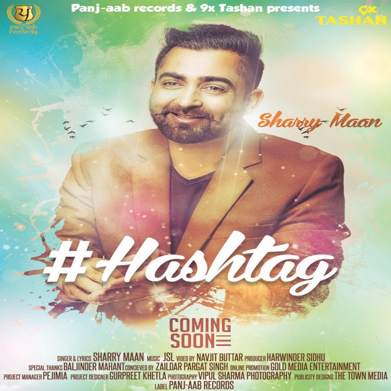 Hashtag Sharry Mann