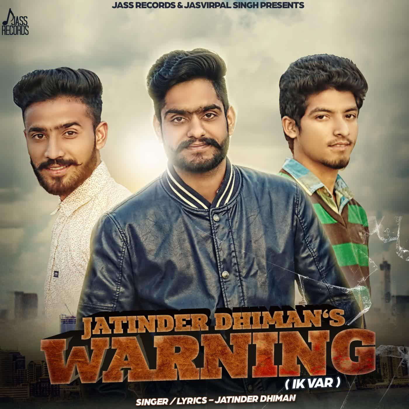Warning (Ik Var) Jatinder Dhiman