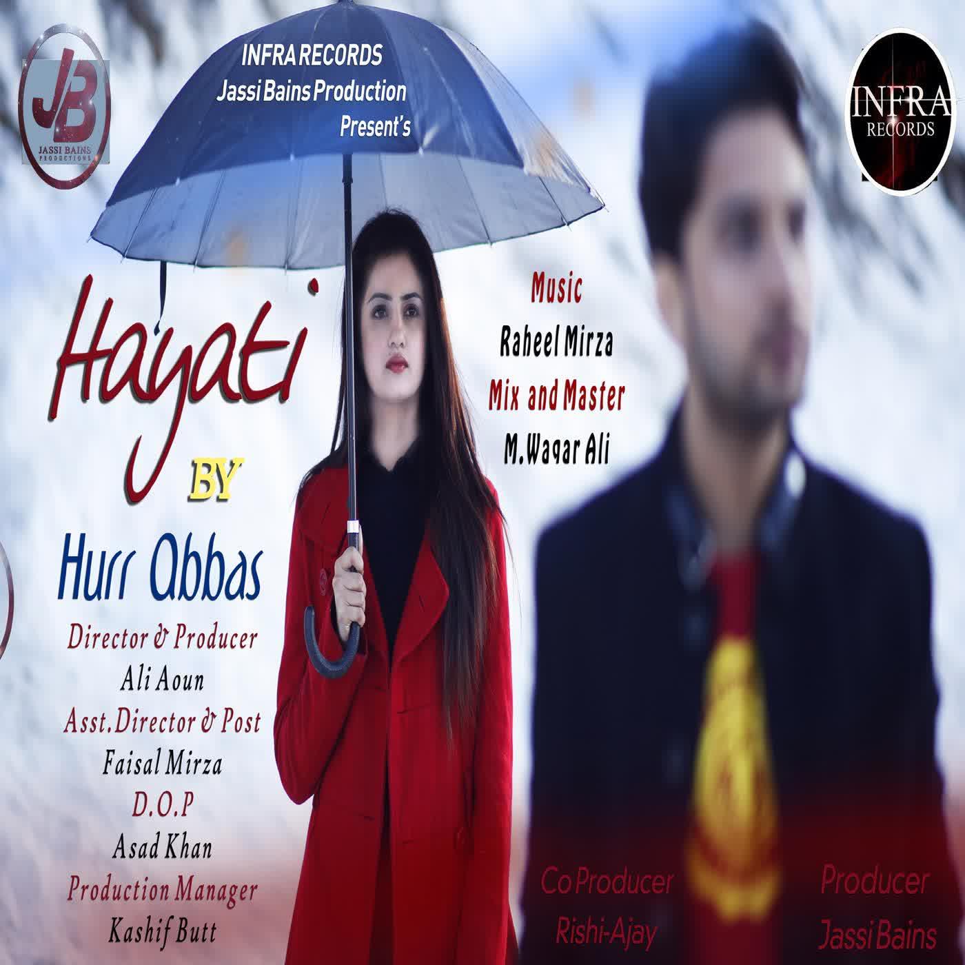 Hayati (Live Song) Hurr Abbas Mp3 Song