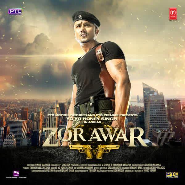 Zorawar Yo Yo Honey Singh