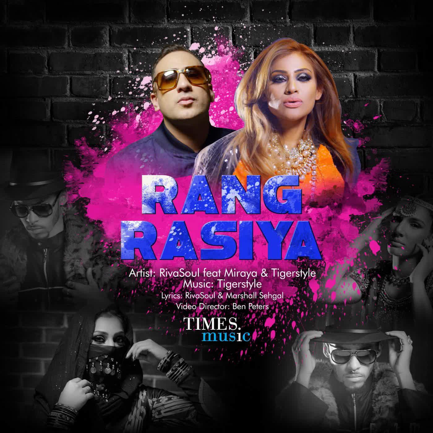 Rang Rasiya RivaSoul Mp3 Song