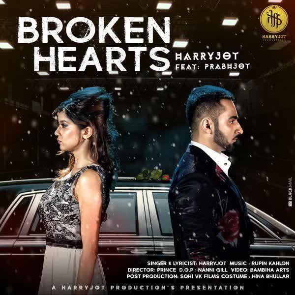 Broken Hearts Harryjot Mp3 Song