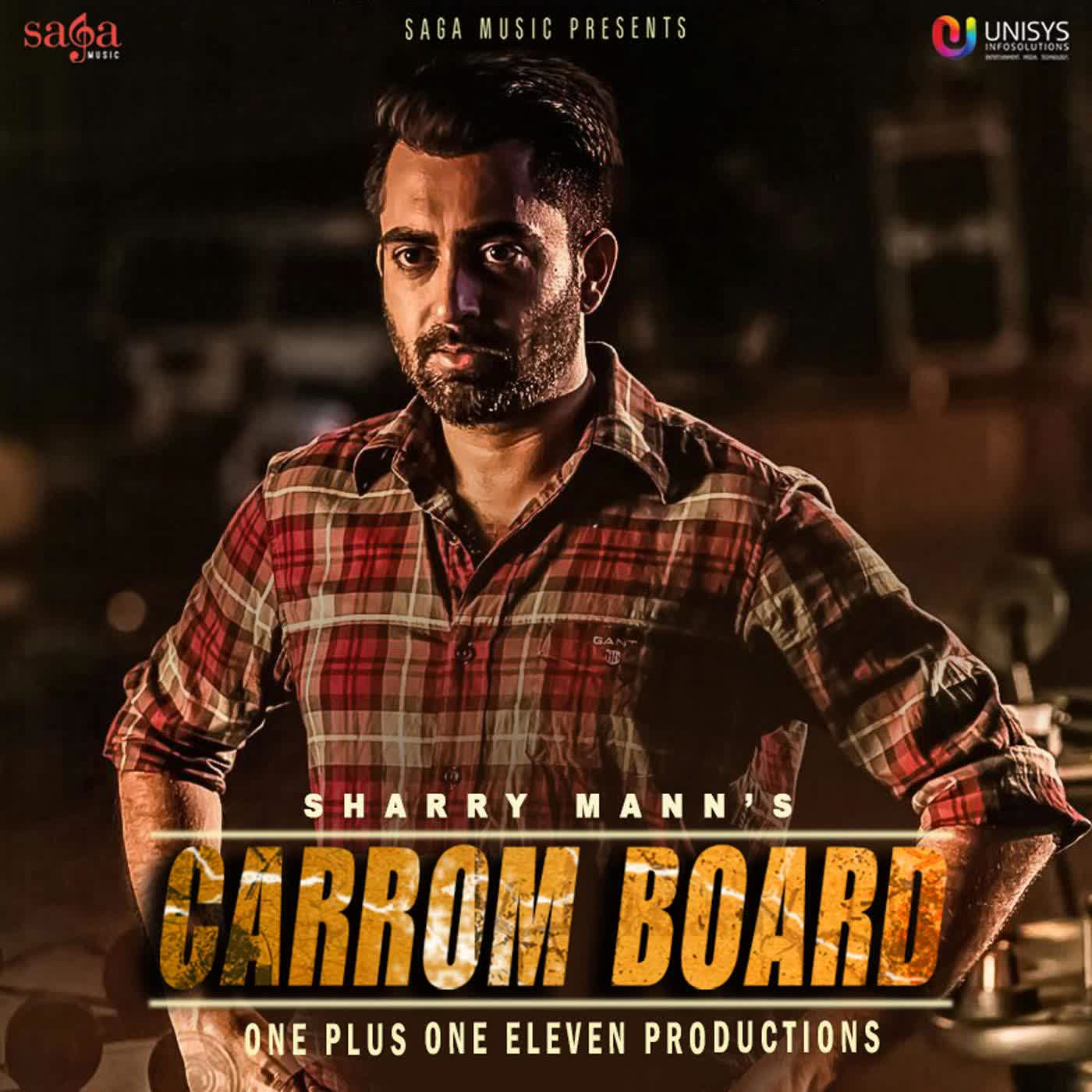 Carrom Board Sharry Mann
