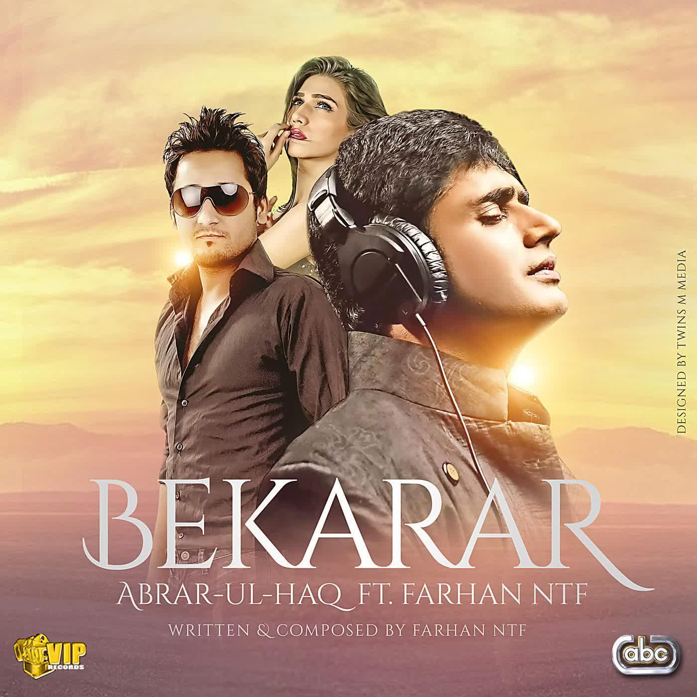 Bekarar Abrar Ul Haq  Mp3 song download