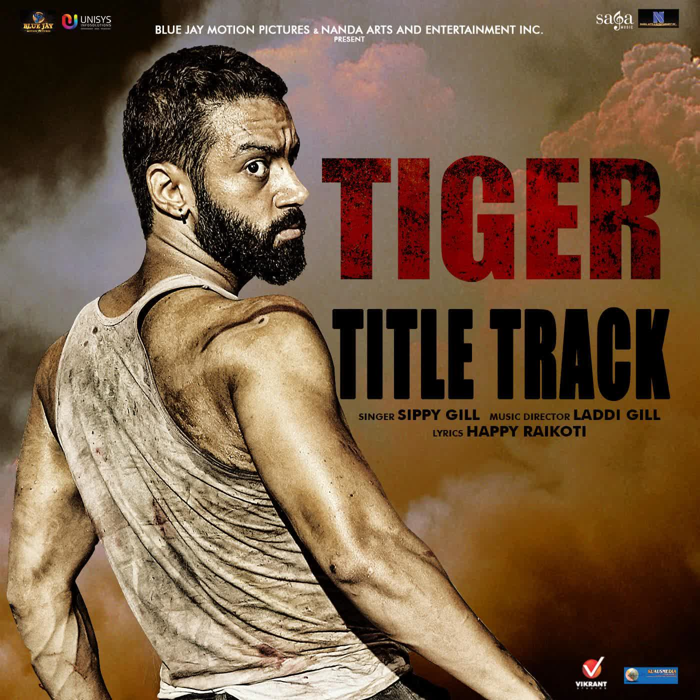 Tiger - Tittle Track Sippy Gill