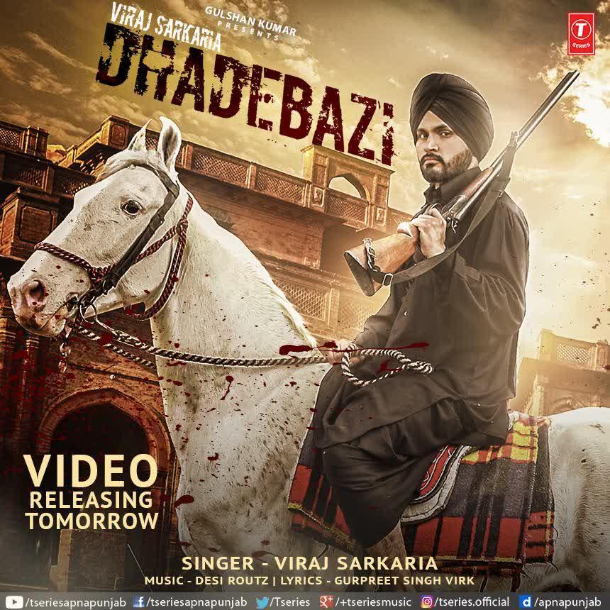 Dhadebazi Viraj Sarkaria  Mp3 song download
