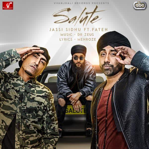 Salute Jassi Sidhu Mp3 Song