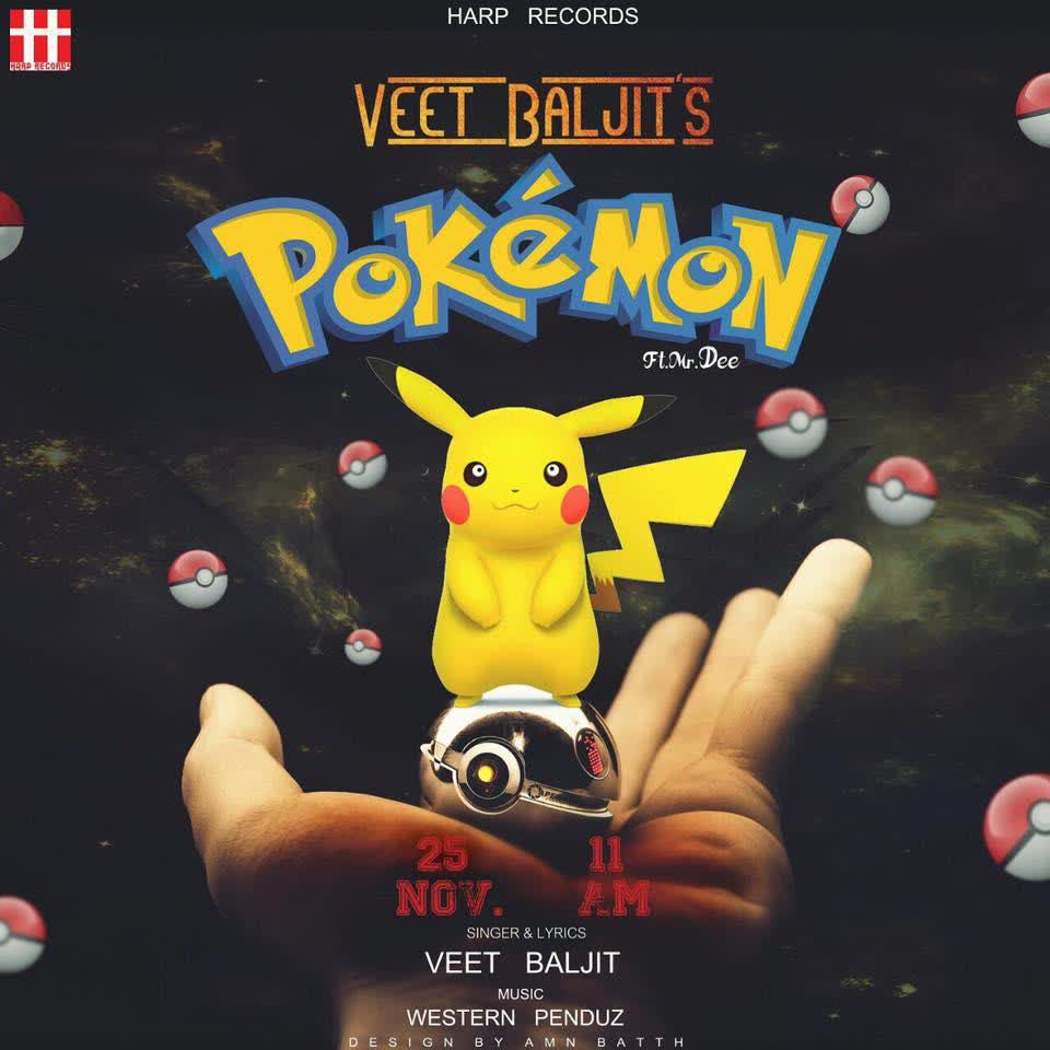 Pokemon Veet Baljit