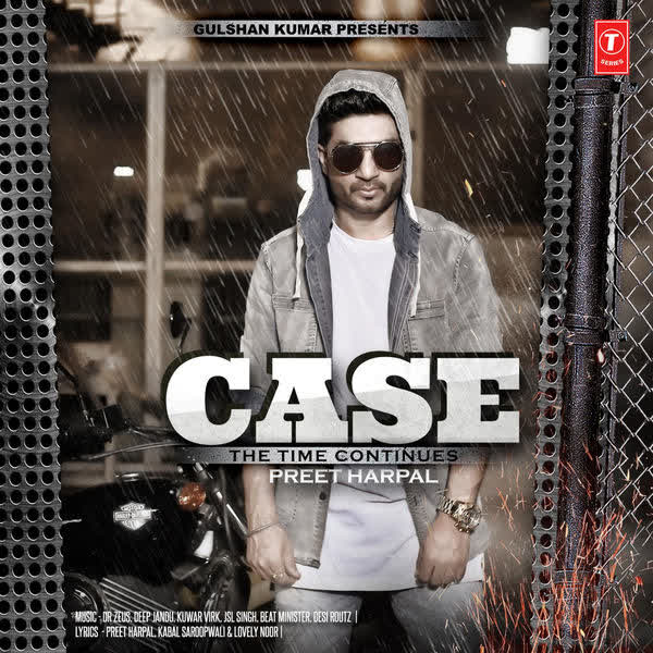 Case - The Time Continues Preet Harpal