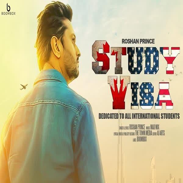 Study Visa Roshan Prince