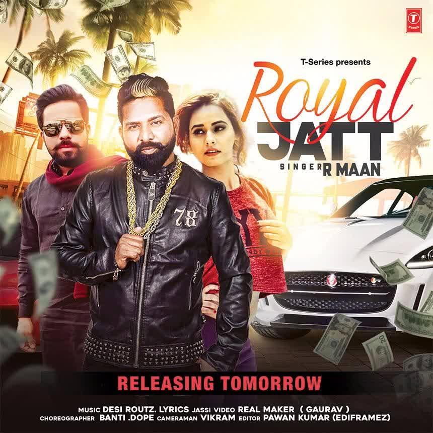 Royal Jatt R Maan