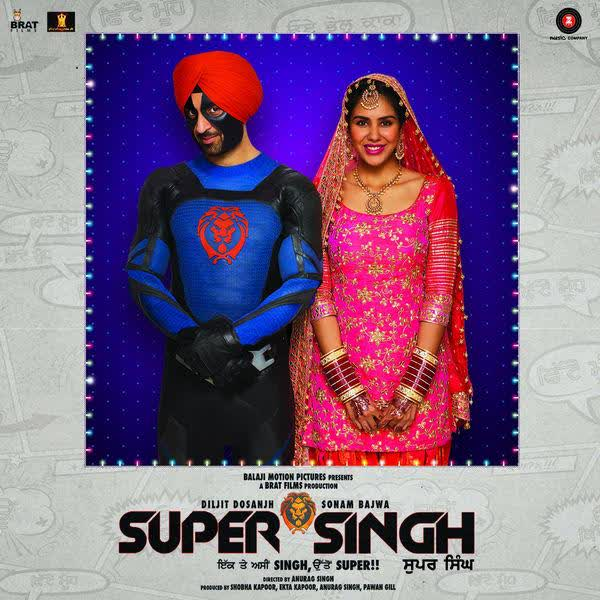 Super Singh Diljit Dosanjh