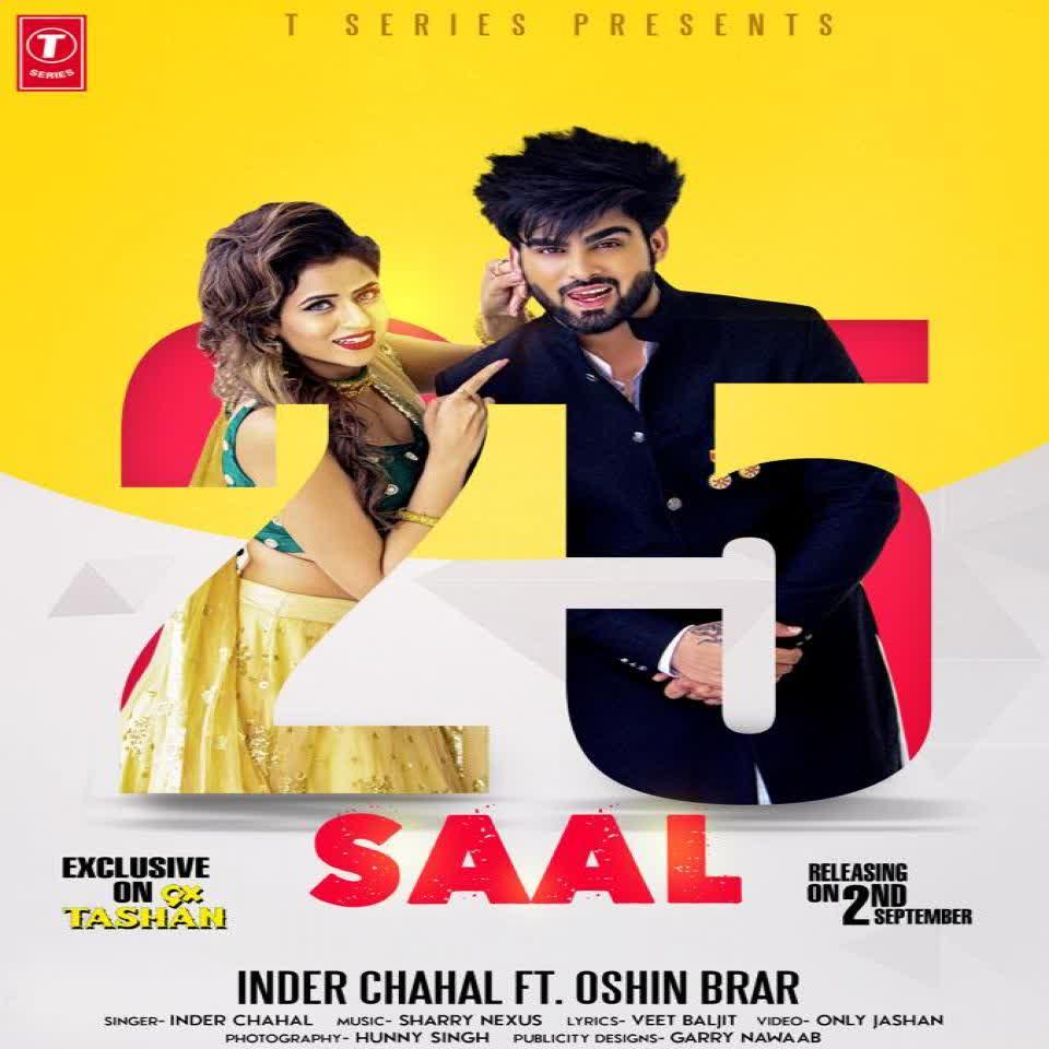 25 Saal Inder Chahal