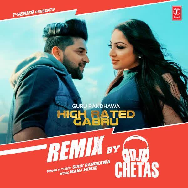 High Rated Gabru Remix Guru Randhawa Mp3 Song Djpunjab