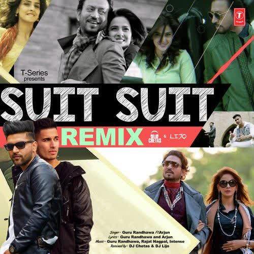 Suit Suit Remix Guru Randhawa