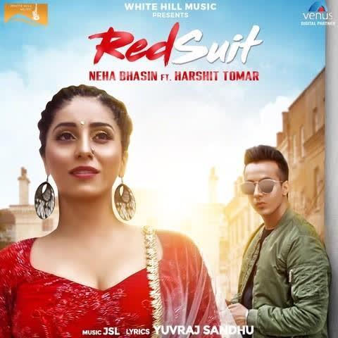 Red Suit Neha Bhasin