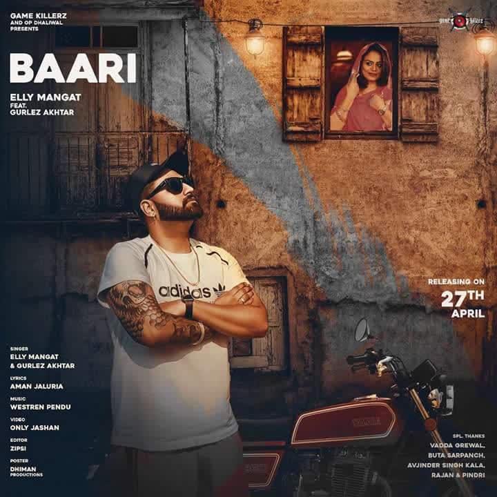 Baari Elly Mangat mp3 song - DjPunjab