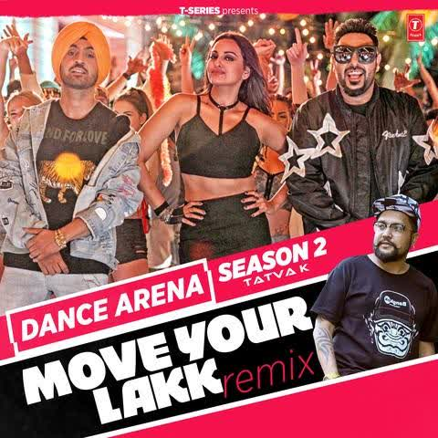 Move Your Lakk Remix (Dance Arena Season 2) Badshah