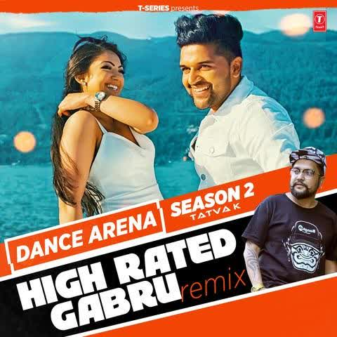 High Rated Gabru Remix Tatva K