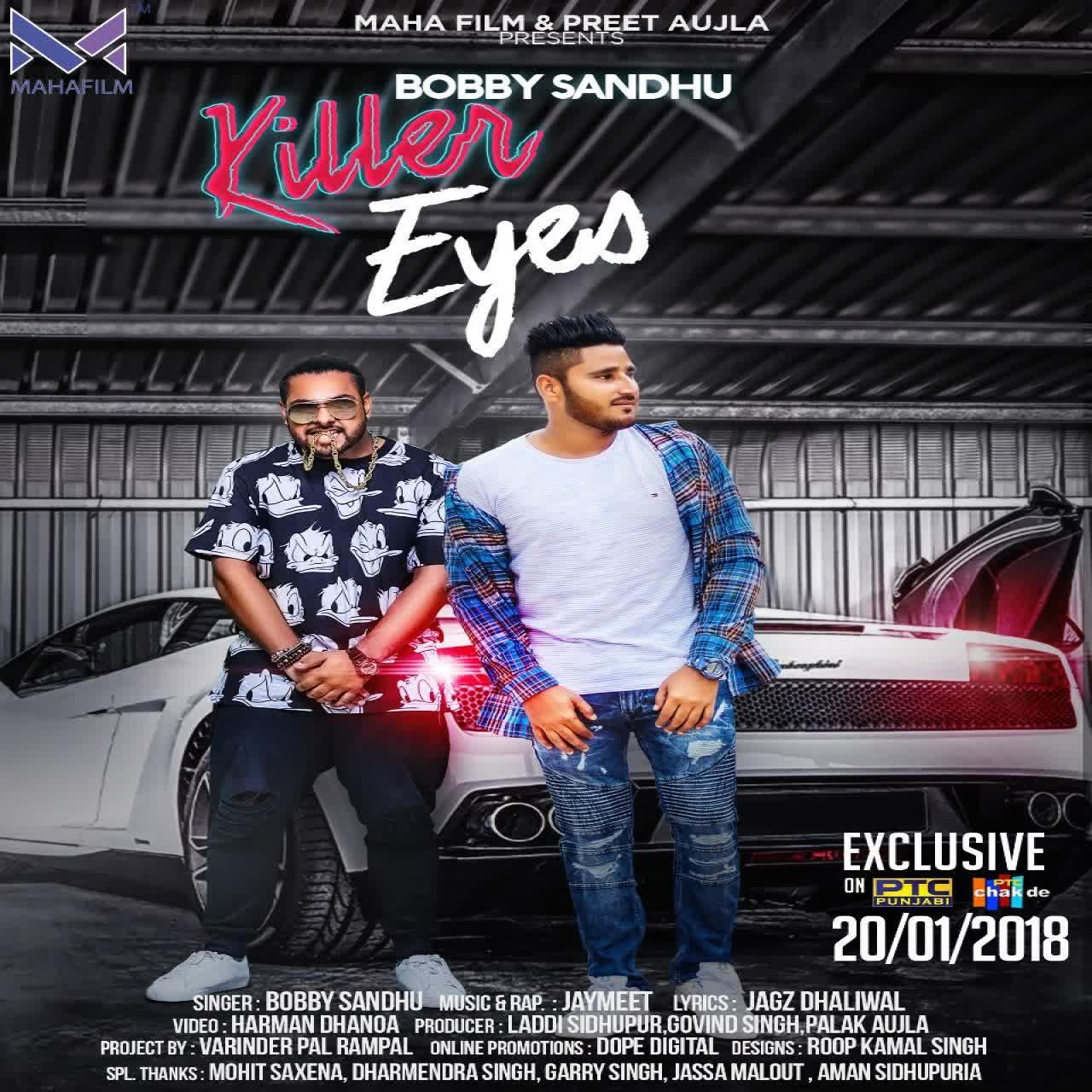 Killer Eyes Bobby Sandhu