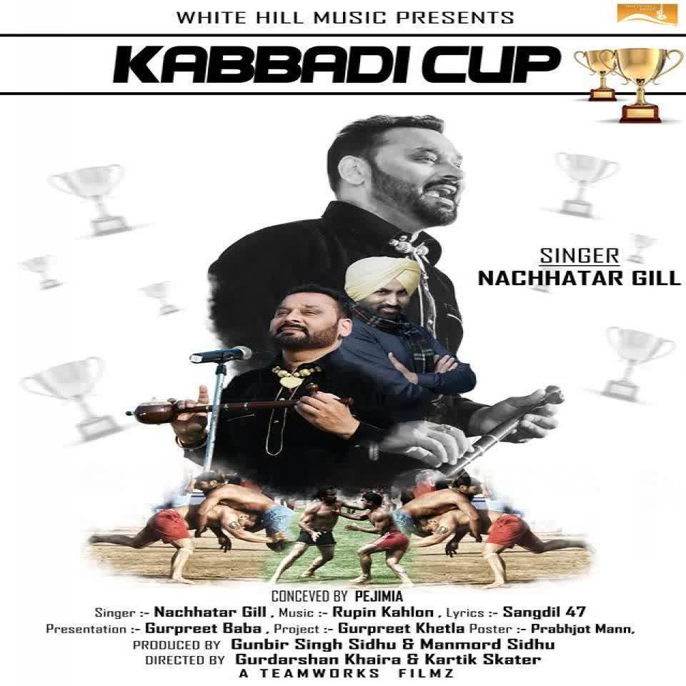 Kabbadi Cup Nachhatar Gill