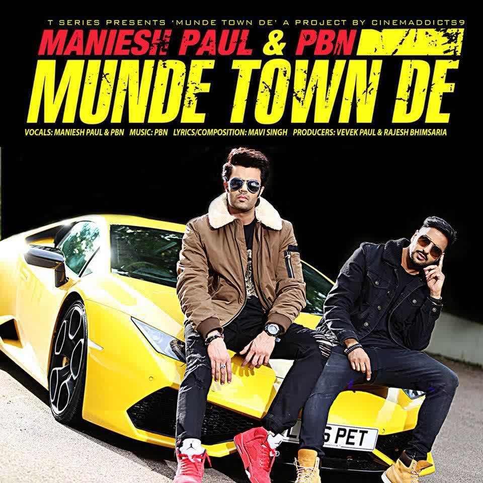 Munde Town De Maniesh Paul