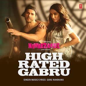High Rated Gabru Nawabzaade Guru Randhawa Mp3 Song Djpunjab