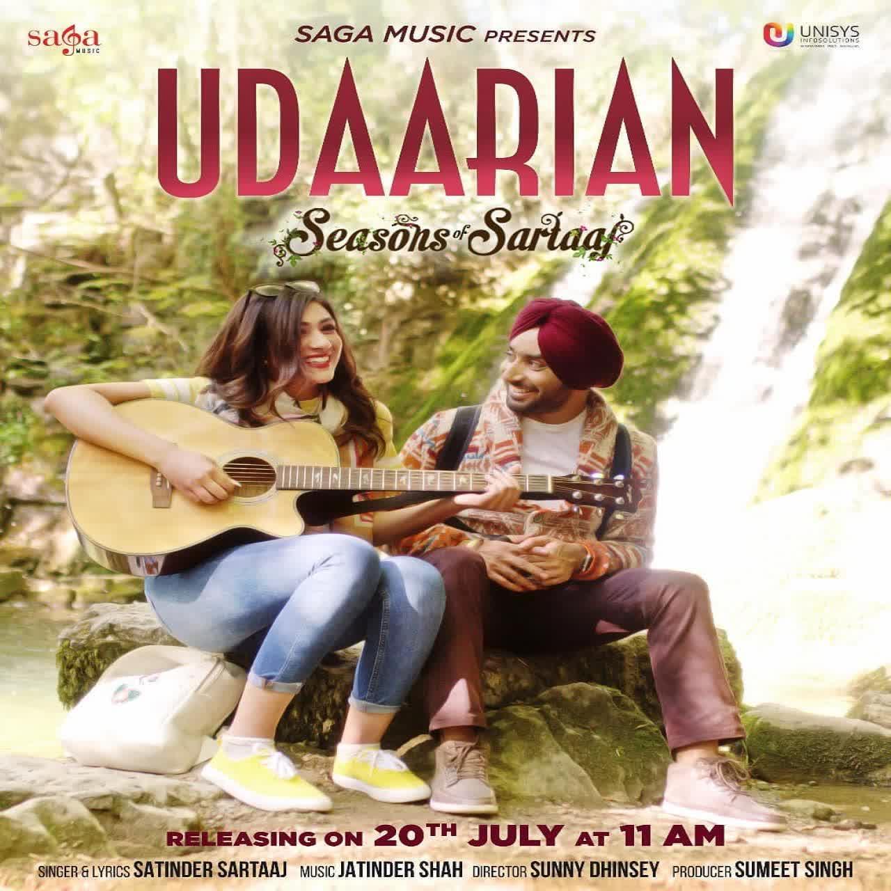 Udaarian Satinder Sartaaj mp3 song - DjPunjab