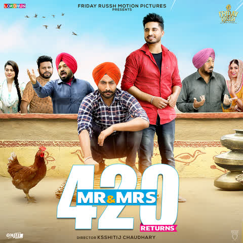Mr And Mrs 420 Returns Ranjit Bawa