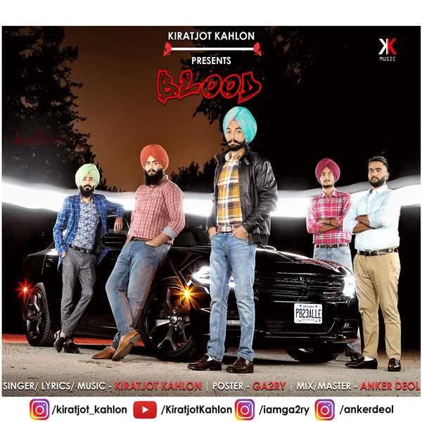 Blood Kiratjot Kahlon
