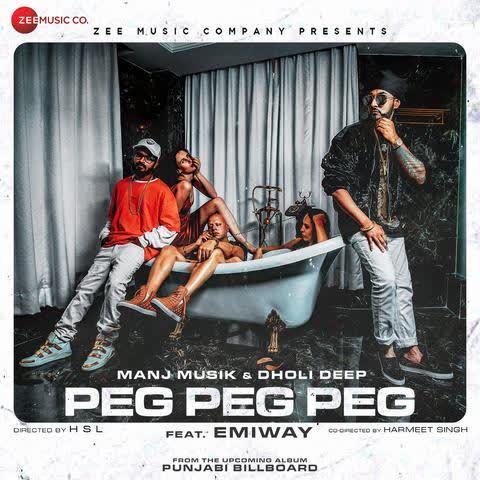 Peg Peg Peg (Punjabi Billboard) Manj Musik