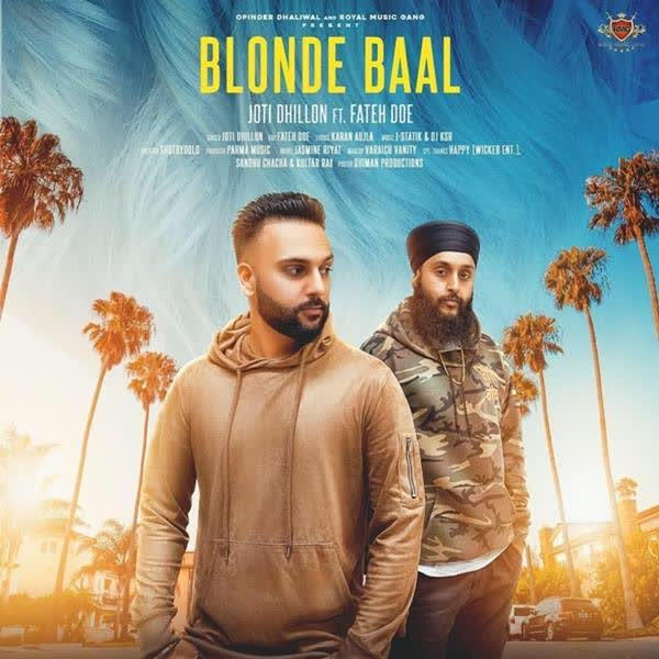 Blonde Baal Joti Dhillon