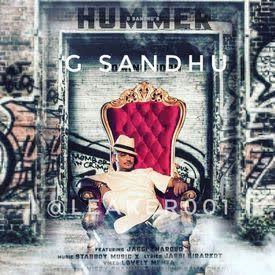 Hummer G Sandhu