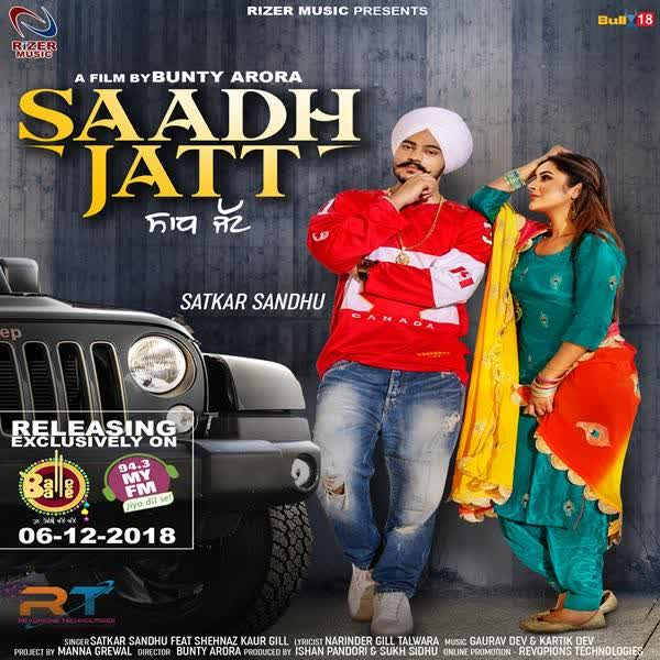 Saadh Jatt Satkar Sandhu