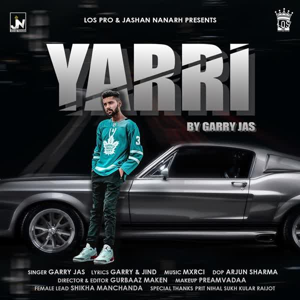 Yarri Garry Jas