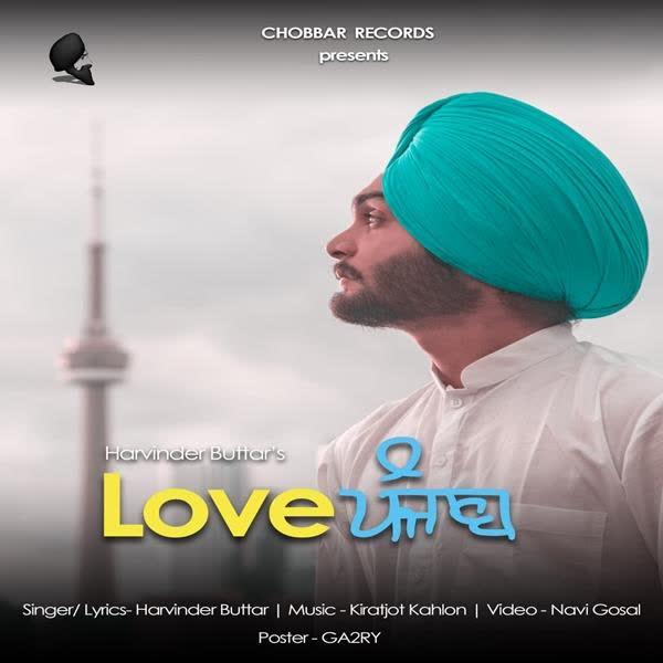 Love Punjab Harvinder Buttar