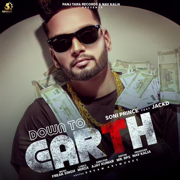 Down To Earth Soni Prince