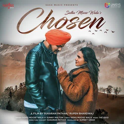 Chosen Sidhu Moose Wala