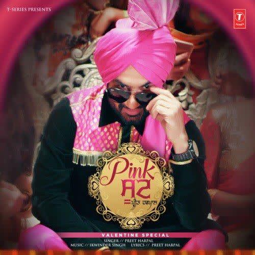 Pink Suit Preet Harpal