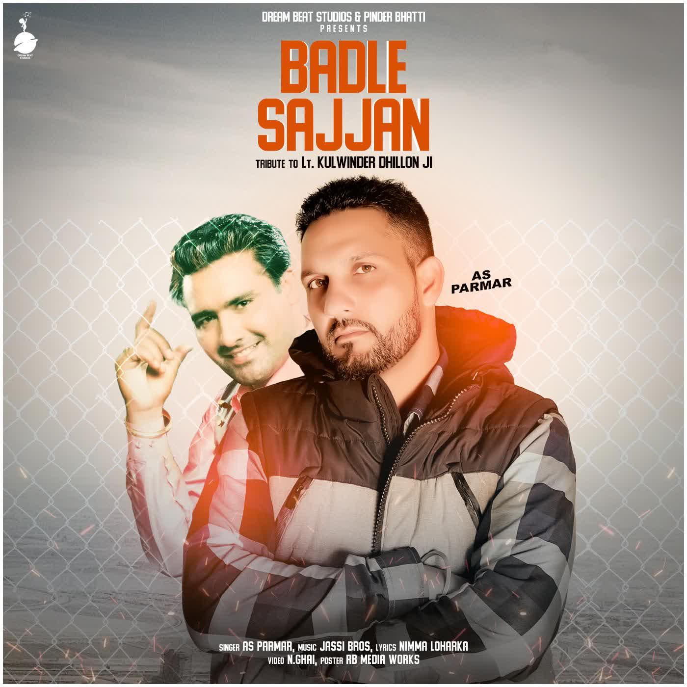 Badle Sajjan Cover As Parmar