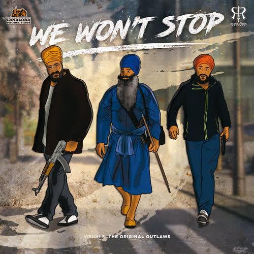 Striaght Outta Khalistan Vol 5 - We Wont Stop Jagowala Jatha