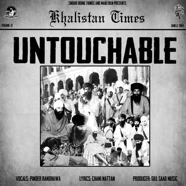 Untouchable Pinder Randhawa