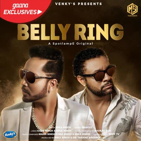 Belly Ring Mika Singh