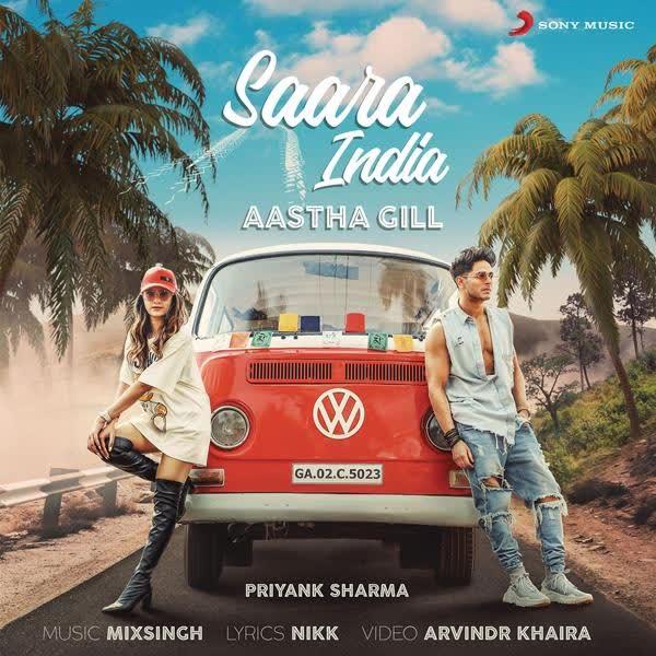Saara India Aastha Gill