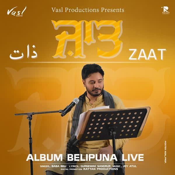 Zaat (Belipuna Live) Baba Beli