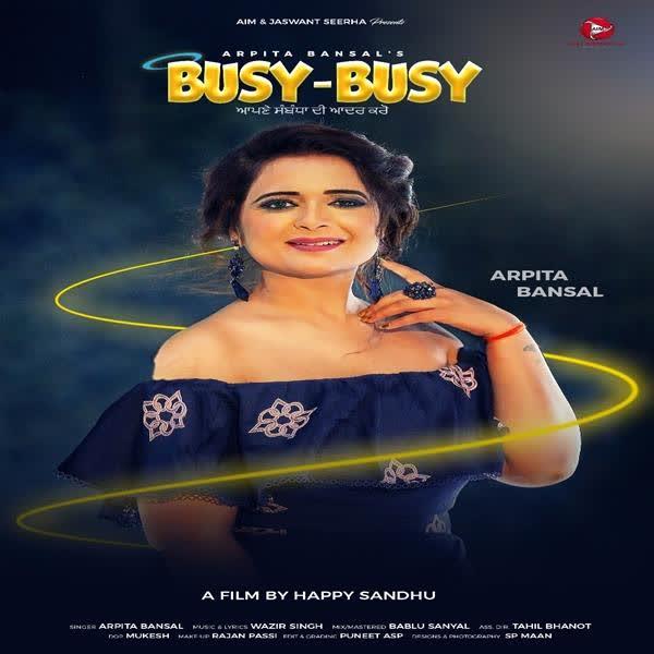 Busy Busy Arpita Bansal